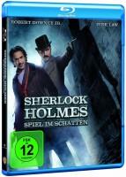 Sherlock Holmes 2 Robert Downey Jr. Blu-Ray NEU