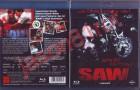 SAW - Directors Cut / Blu Ray Disc / NEU OVP uncut