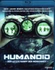 HUMANOID Der letzte Kampf der Menschheit - Blu-ray SciFi