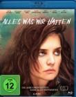 ALLES WAS WIR HATTEN Blu-ray - Katie Holmes Drama