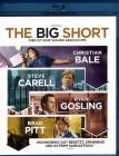 THE BIG SHORT Blu-ray Christian Bale Steve Carrell Brad Pitt