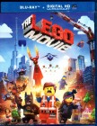 THE LEGO MOVIE Blu-ray - Bauklötzchen Animation Hit
