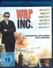 WAR INC. Blu-ray - John Cusack schwarzhumoriger Thriller