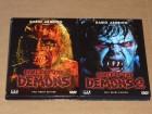Dance of the Demons 1+2 (Dämonen) Dario Argento, Hartbox