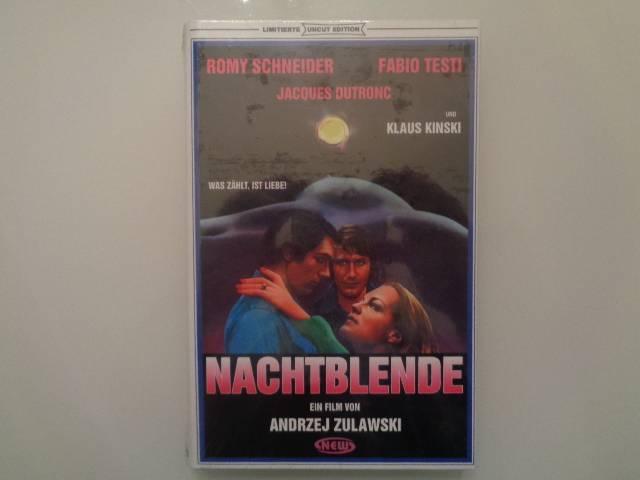 NACHTBLENDE   -  Retro VMP  Box -SELTEN