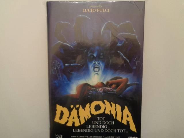DÄMONIA   -  Retro Video  -