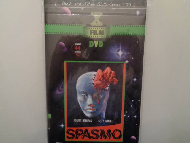 SPASMO  -  Retro Greenwwod Video - SELTEN