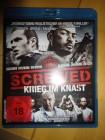 Screwed - Krieg im Knast, deutsch, Blu-Ray