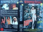 Stripped To Kill 2 ... Maria Ford, Eb Lottimer  ... VHS !!!