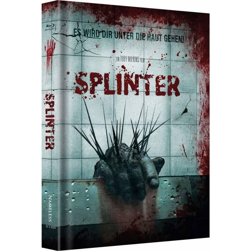 Splinter - Mediabook Original - UNCUT - Nameless - lim. 400