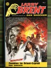 Larry Brent - Zombies im Orient-Expreß - Hartbox X-Rated CD
