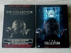 THE COLLECTOR 1+2 - THE COLLECTION - LIM.MEDIABOOKS - UNCUT