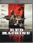 RED MACHINE Blu-ray - Bären Abenteuer Action Thriller