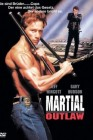 Martial Outlaw - mit Jeff Wincott law DVD Selten!