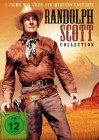 "Randolph Scott Collection ""4 Filme"" Selten!"