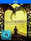 Game of Thrones 5 Blu Ray Limited Edition mit 3 Dracheneiern
