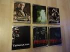 6x Century³ Cinedition, Robocop, Terminator 1+2, Fliege ....