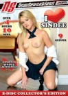 New Sensations - I love Sindee Jennings - 2 DVDs - ohne Cove