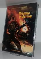 NSM Mediabook - MISSING IN ACTION - Cover A Lim. 333 OVP