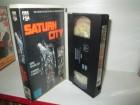 VHS - Saturn City - Kirk Douglas - Farrah Fawcett -1.Auflage