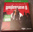 Wolfenstein 2 The New Colossus Welcome to Amerika Xbox One