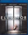 ELEVATOR Blu-ray - starker Aufzug Terror Thriller