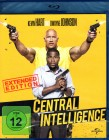 CENTRAL INTELLIGENCE Blu-ray - Kevin Hart Dwayne Johnson TOP