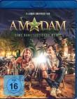 AMSTARDAM Eine hanftastische Reise - Blu-ray Kiffer Komödie