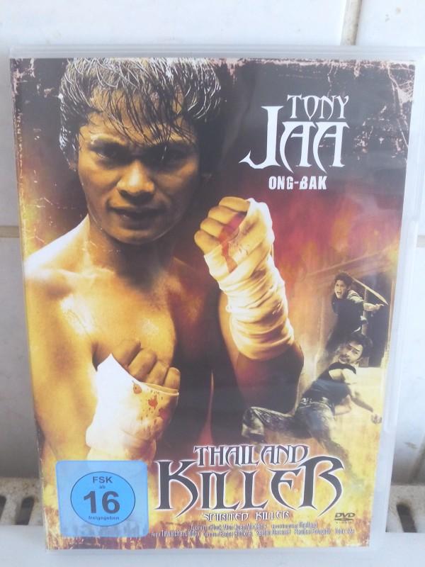 Thailand Killer(Tony Jaa,Banlu Srisaeng)KNM Home uncut TOP !