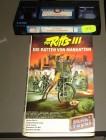 The Riffs 3 VHS Die Ratten von Manhattan Hartbox Silwa