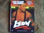 Leon  - Mediabook - Cover - B - Van Damme