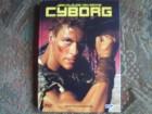Cyborg  - Mediabook - Cover - B - Van Damme - NSM