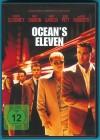 Ocean´s Eleven DVD George Clooney, Brad Pitt NEUWERTIG
