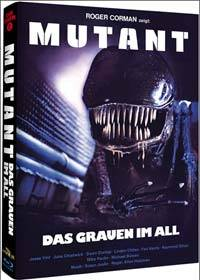MUTANT - DAS GRAUEN IM ALL (Blu-Ray) - Cover A - Mediabook
