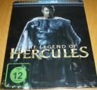 The Legend of Hercules 3D Steelbook Blu-ray Neu & OVP
