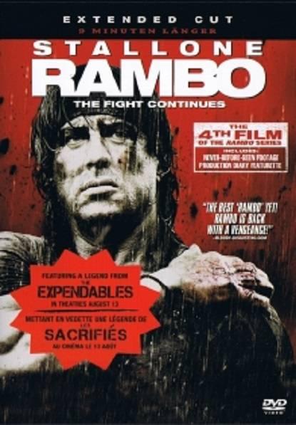 Rambo 4 - John Rambo - EXTENDED CUT