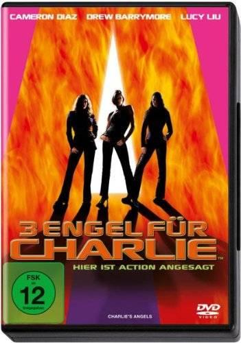 3 Engel für Charlie DVD Gut