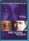 Sag kein Wort DVD Michael Douglas, Brittany Murphy f. NEUW.
