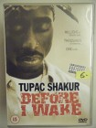 Tupac Shakur Before I wake GB IMPORT