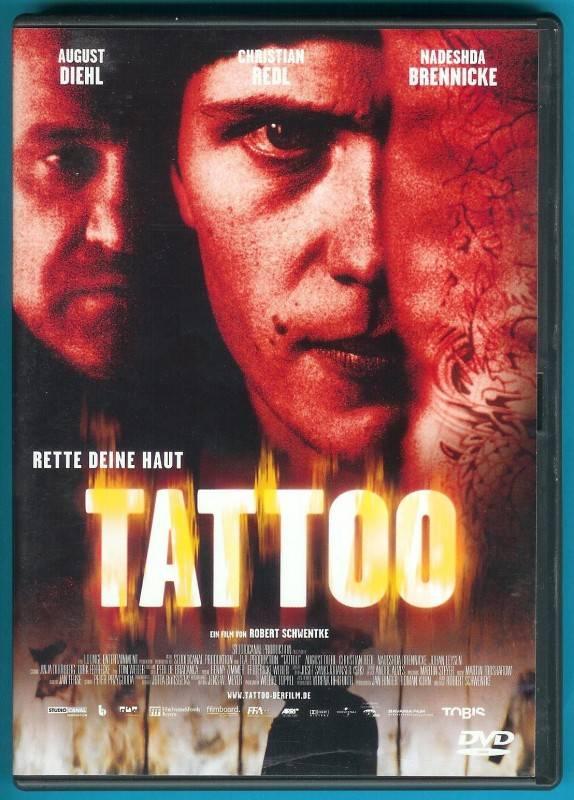 Tattoo DVD August Diehl, Nadeshda Brennicke NEUWERTIG