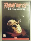Friday the 13th The Final Chapter GB IMPORT