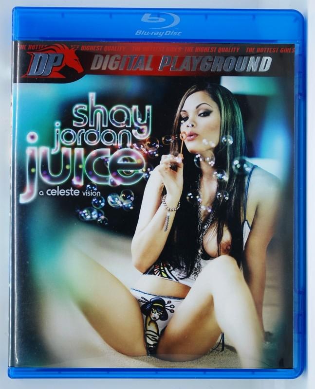Digital Playground - Blu-ray - Shay Jordan Juice