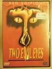 Two Evil Eyes RED EDITION uncut