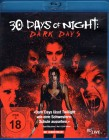 30 DAYS OF NIGHT - DARK DAYS Blu-ray - Top Horror Thriller