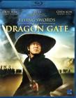 FLYING SWORDS OF DRAGON GATE Blu-ray - Jet Li Tsui Hark TOP!