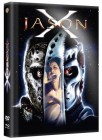 Jason X - DVD/BD Mediabook wattiert Lim 2000 OVP