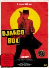 Django Reloaded Box - 6 Filme DVD Set selten!