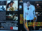 Kalifornia Nightmare ... Jimmy Smits ...   VHS  ...  FSK 18