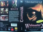 Wishmaster 2 - Evil Never Dies ...  VHS  ...  FSK 18
