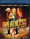 BREATHLESS Blu-ray - Thriller Fun Gina Gershon Ray Liotta
